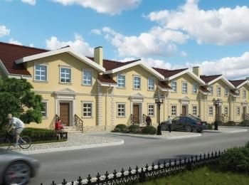 Коттеджный поселок Новое Соколово